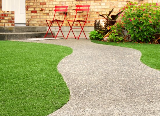 Services Residential Artificial Grass