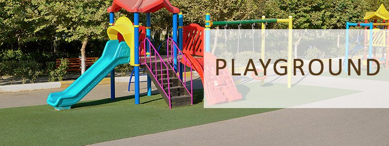 Artificial Grass Turf Playgrounds